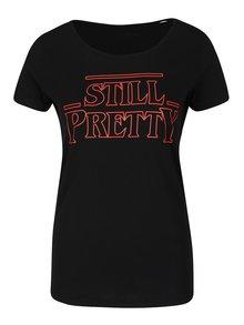 Čierne dámske tričko ZOOT Originál Still Pretty