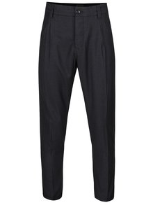 Pantaloni chino negri Jack & Jones Robert