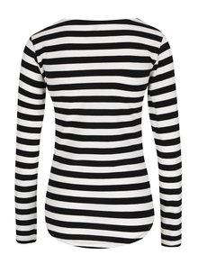 Bluza cu dungi crem & negru -  Haily´s Tina