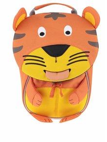 Oranžový batoh ve tvaru tygra Affenzahn