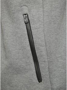 Sivá pánska mikina Nike Modern