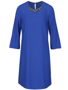 Rochie albastră cu detaliu metalic Dorothy Perkins