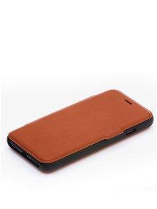 Carcasă maro cu clapă pentru iPhone 7 Bellroy