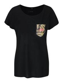 Tricou negru de damă ZOOT Original Acritură