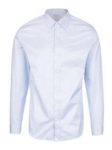 Svetlomodrá formálna košeľa Selected Homme Pelle Santiago