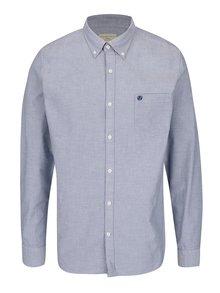 Šedá žíhaná košile Selected Homme Collect