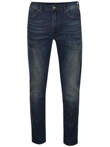 Tmavě modré pánské strečové slim džíny Levi's® 511™