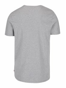 Sivé pánske tričko s potlačou Levi's®