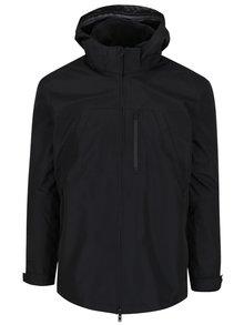 Čierna zimná bunda 2v1 Jack & Jones Stone