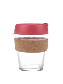 Cana medie de calatorie KeepCup Brew Sumac Cork