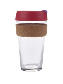 Cană de călătorie KeepCup Brew Sumac Cork Large