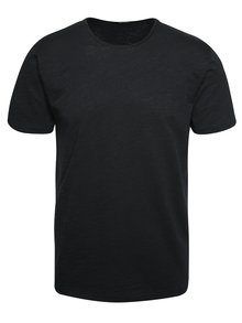 Tricou basic bleumarin din bumbac - ONLY & SONS Albert