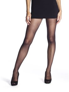 Čierne pančuchové nohavice Bellinda Resist Pantyhose 15 DEN