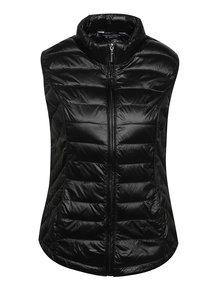 Čierna prešívaná vesta Dorothy Perkins