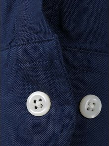 Tmavomodrá košeľa Selected Homme Collect