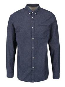 Tmavě modrá slim fit  košile Selected Homme Waiden
