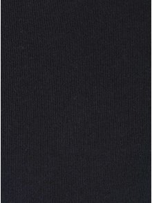 Čierna ľahká mikina Jack & Jones Rugged