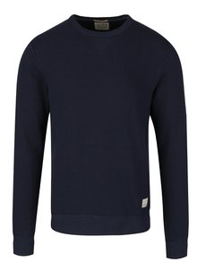Bluza subtire bleumarin - Jack & Jones Rugged