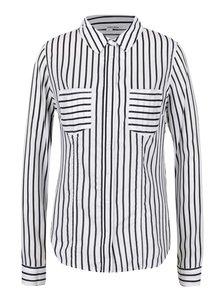 Bílo-černá pruhovaná košile TALLY WEiJL