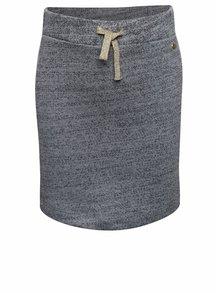 Sivá melírovaná dievčenská sukňa name it Ella