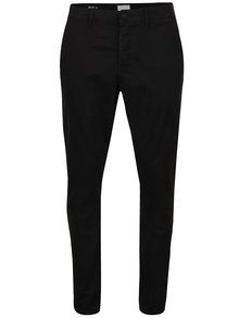 Pantaloni Chino negri ONLY & SONS Sharp