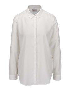 Krémová košile s výšivkou na zádech VERO MODA Rina