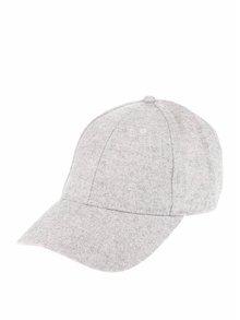 Șapcă gri melanj Burton Menswear London