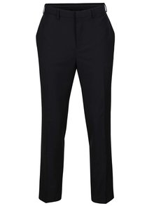 Pantaloni negri Burton Menswear London slim fit