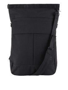 Čierny batoh/taška cez rameno Ucon Declan Waterproof 18 l