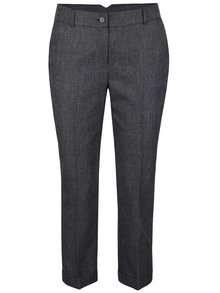Sivé formálne nohavice Dorothy Perkins