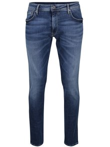 Modré pánské džíny Pepe Jeans Stanley