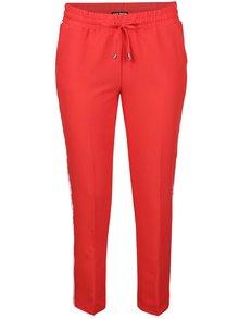 Červené nohavice s pruhom TALLY WEiJL
