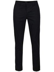 Pantaloni chino negri Perry Ellis Eastside pentru bărbați