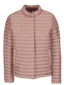 Geacă matlasată impermeabilă Geox roz pal