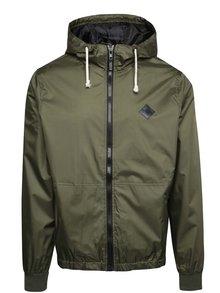 Jachetă kaki Blend cu glugă
