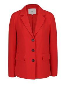 Sacou roșu Selected Femme Minty