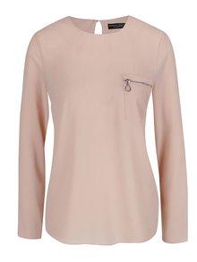 Bluză roz piersică Dorothy Perkins