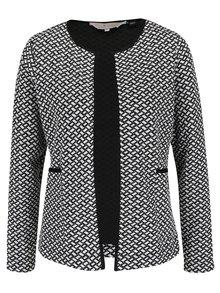 Černo-bílý vzorovaný blejzr Billie & Blossom