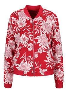 Jachetă bomber roșie ONLY Flower