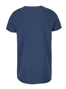 Tricou basic albastru Jack & Jones Orbas