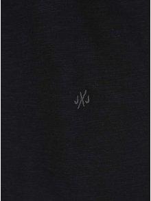 Čierne tričko Jack & Jones Orbas