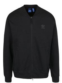 Jachetă subțire adidas Originals Relaxed neagră