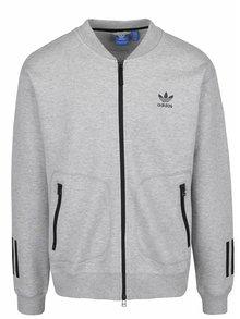 Jachetă sport subțire gri adidas Originals Relaxed