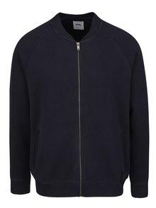 Jachetă bomber albastru închis Burton Menswear London