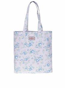 Světle fialová květovaná taška Cath Kidston