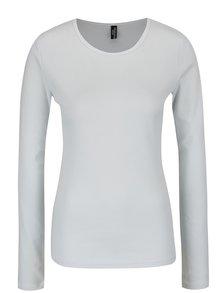 Mentolové tričko s dlhým rukávom Madonna MDA