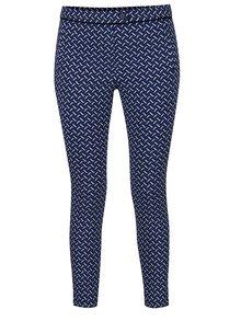 Pantaloni conici albaștri Dorothy Perkins