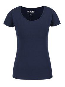 Tmavě modré basic tričko s krátkým rukávem Haily's Mona