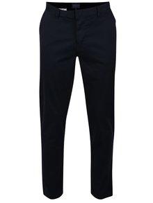 Tmavě modré  chino kalhoty Perry Ellis Eastside