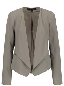 Khaki blejzr Miss Selfridge